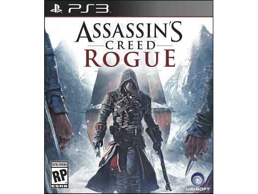 Assassin's Creed: Rogue PS3 Usado