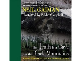 Neil Gaiman Truth Is Cave In Black M (ING) Libro