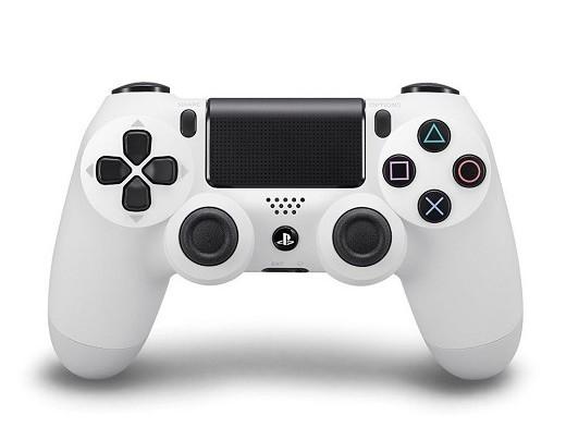 Control Sony DualShock 4 Glacier White PS4