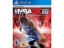 NBA 2K15 PS4 Usado