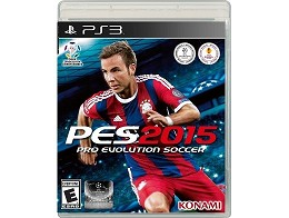 Pro Evolution Soccer 2015 PS3 Usado