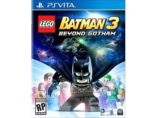 Lego Batman 3: Beyond Gotham PS Vita