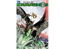 New 52 Futures End #12 (ING/CB) Comic