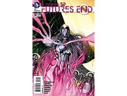 New 52 Futures End #16 (ING/CB) Comic