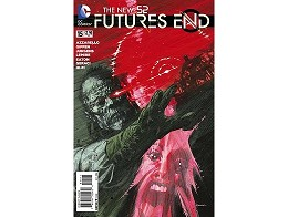 New 52 Futures End #15 (ING/CB) Comic