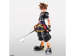 Figura Kingdom Hearts II Play Arts Kai Sora