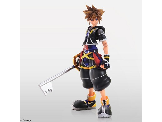 Figura Kingdom Hearts II Play Arts Kai Sora