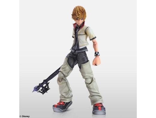 Figura Kingdom Hearts II Play Arts Kai Roxas