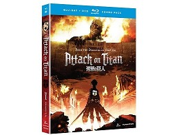 Attack on Titan - Part 1 Blu-Ray