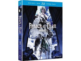 Attack on Titan - Part 2 Blu-Ray