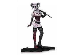 Estatua Batman Arkham Asylum Harley Quinn