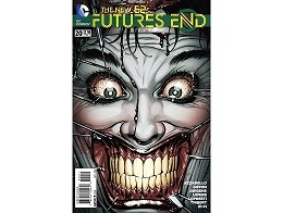 New 52 Futures End #20 (ING/CB) Comic