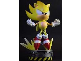 Estatua Super Sonic (38 cms)