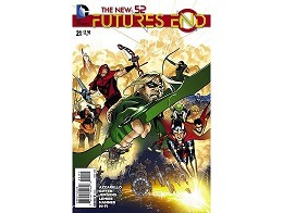 New 52 Futures End #21 (ING/CB) Comic