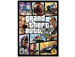 Grand Theft Auto GTA V PC