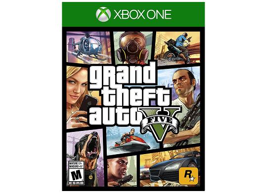 Grand Theft Auto GTA V XBOX ONE Usado