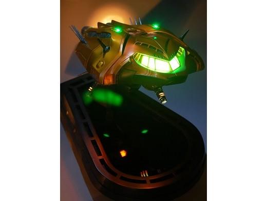 Estatua Metroid Prime Gunship