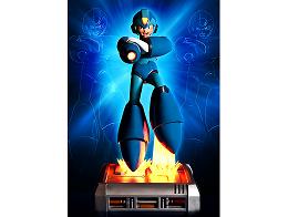 Estatua X - Mega Man X