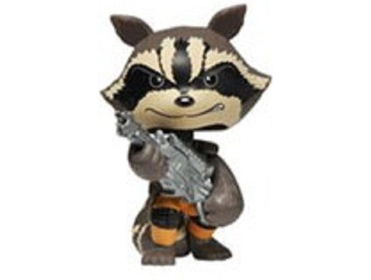 Figura GotG Rocket Raccoon Mystery Minis
