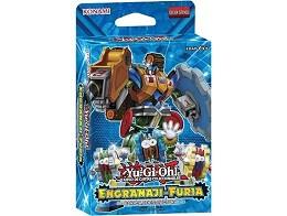 Mazo Yu-Gi-Oh! TCG Engranaji Furia