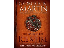 The World of Ice & Fire (ING) Libro