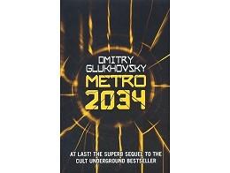 Metro 2034 (ING) Libro
