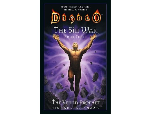 The Veiled Prophet - The Sin War 3 (ING) Libro
