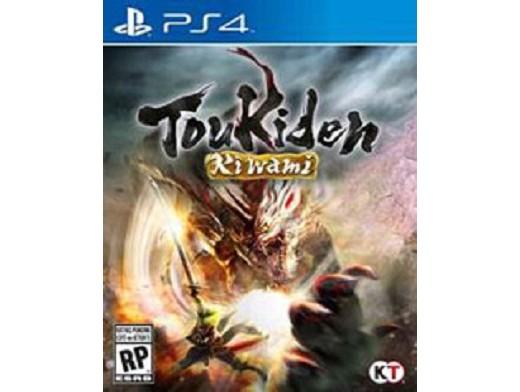 Toukiden Kiwami PS4 Usado