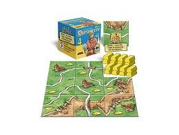Carcassonne Mini Expansiones 4: Minas de Oro