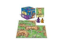 Carcassonne Mini Expansiones 5: Mago y Bruja