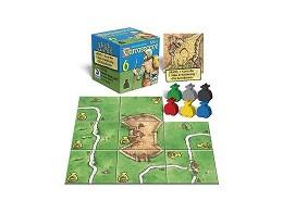 Carcassonne Mini Expansiones 6: Ladrones