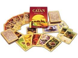 Los Colonos de Catán: El juego de Cartas