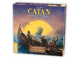 Los Colonos de Catán: Piratas y Exploradores