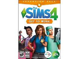The Sims 4 Get to Work (Expansión) PC