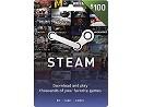 Recarga Prepago Steam Wallet USD$100 (DIGITAL)