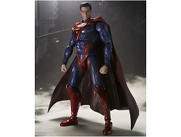 Superman Injustice Gods Among Us S.H.Figuarts