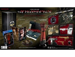 Metal Gear Solid V: The Phantom Pain CE PS4