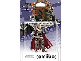 Nintendo amiibo: Figura Ganondorf
