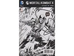 Mortal Kombat X #1 (ING/CB) Comic
