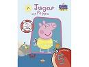 A Jugar con Peppa 5 Años (ESP) Libro