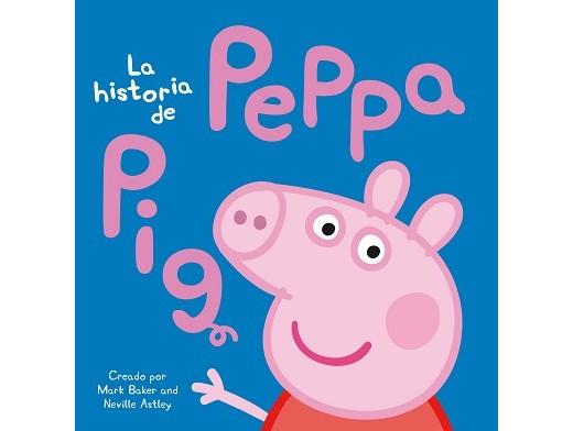 La historia de Peppa Pig (ESP) Libro