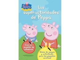 Las Superactividades de Peppa (ESP) Libro