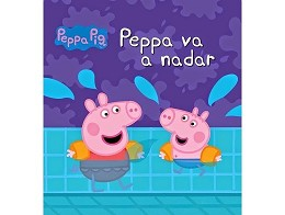 Peppa Pig a Nadar (ESP) Libro