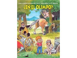 Mampato: ¿En El Olimpo? (ESP/HC) Comic