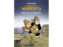 Mampato: ¡Piratas A Babor! (ESP/HC) Comic