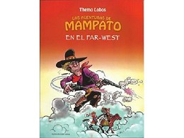 Mampato: En El Far-West (ESP/HC) Comic