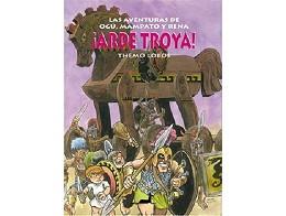 Mampato: Arde Troya (ESP/HC) Comic