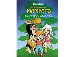 Mampato: El Arbol Gigante (ESP/HC) Comic