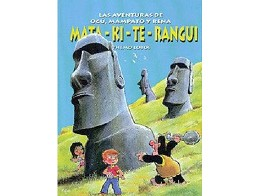 Mampato: Mata-Ki-Te-Rangui (ESP/HC) Comic
