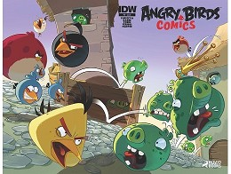 Angry Birds #9 (ING/CB) Comic